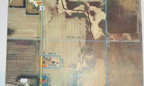 Cty Rd Y ~ 77 acres